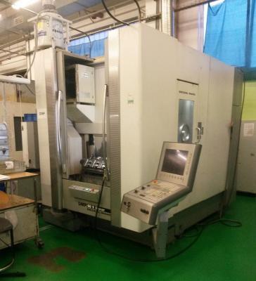 CNC Frézovací centrum DMP 60V (2 ks)