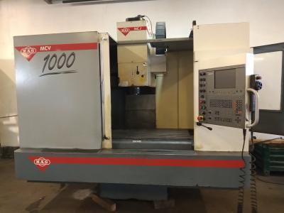 CNC Obráběcí centrum KOVOSVIT MAS MCV 1000