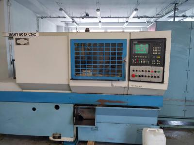 CNC Soustruh KOVOSVIT MAS SARY 60 D