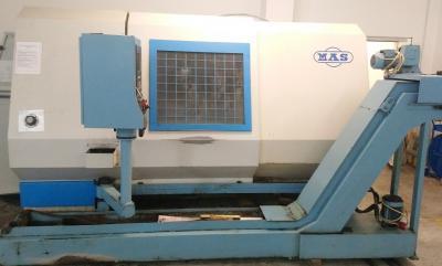 CNC Soustruh SPU 20 s hnanými nástroji a osou Y