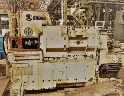 CNC Vyvrtávačka vodorovná desková W 160 G / NCS