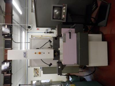 Elektroerozivní hloubící stroj Agie Agietron AT-1U