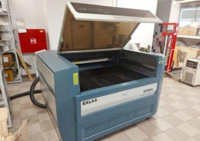 Laserový řezací stroj EXLAS 1410 X4i