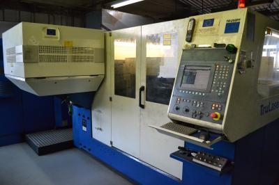 Laserový řezací stroj TRUMPF TruLaser 3030