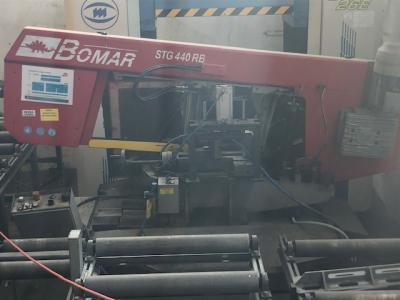 Pásová pila Bomar STG 440 RB s válečkovou dráhou
